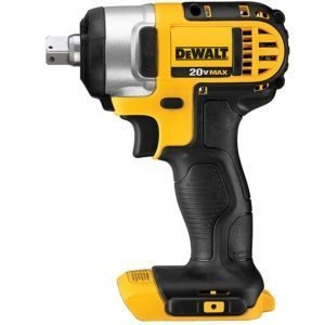 DeWalt 20V 1/2″ Compact Impact Wrench