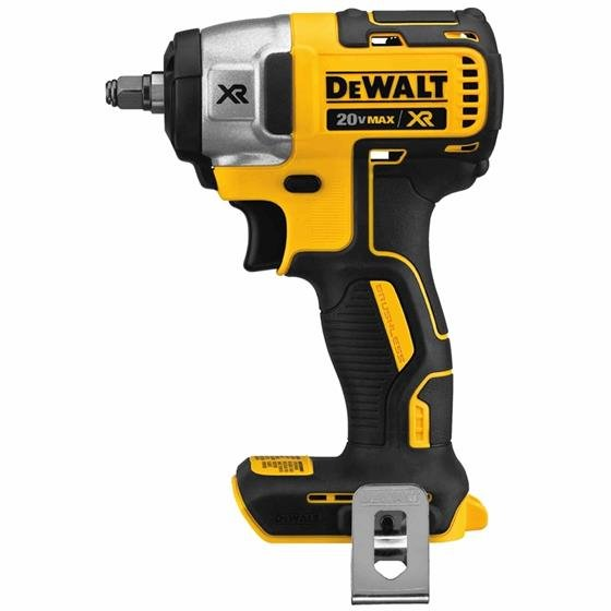 DeWalt 20V XR Brushless 3/8″ Compact Impact Wrench