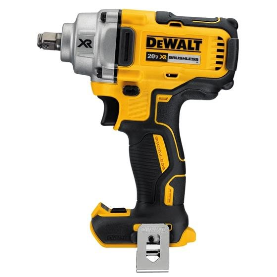 DeWalt 20V XR Brushless 1/2″ Mid-Torque Impact Wrench