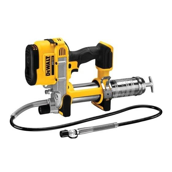 DeWalt 20V Grease Gun