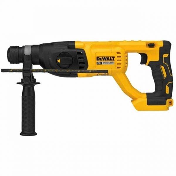 DeWalt 20V Brushless 1″ SDS Plus 3 Mode Hammer Drill