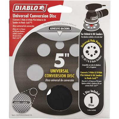 DIABLO 5″ Conversion Pad