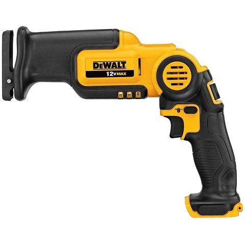 DeWalt 12V Pivoting Reciprocating Saw