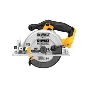 DeWalt 20V 6-1/2″ Circular Saw