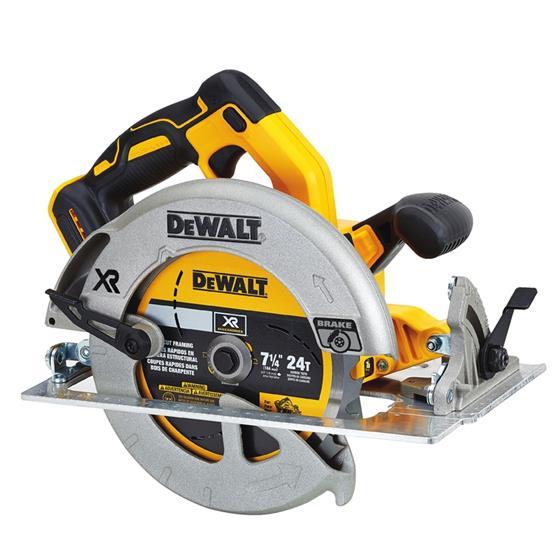 DeWalt 20V XR Brushless 7-1/4″ Circular Saw