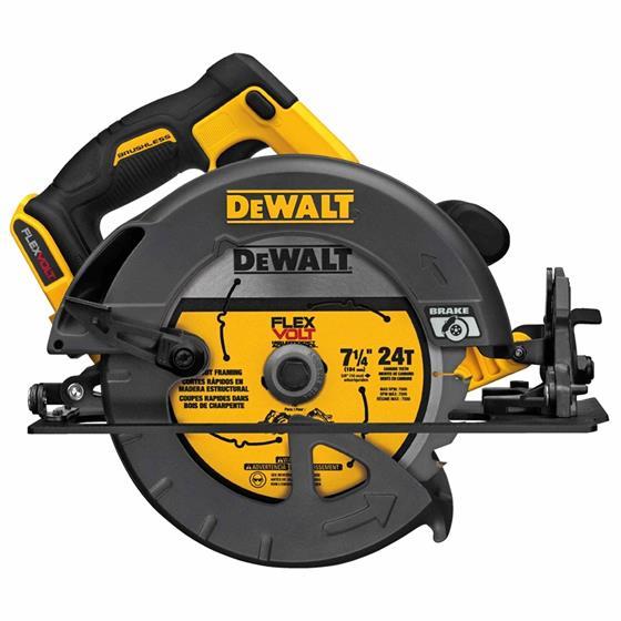 DeWalt 60V FLEXVOLT 7-1/4″ Circular Saw