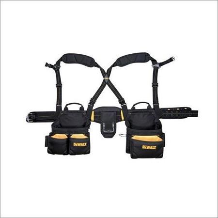 DeWalt 19 Pocket Framer's Combo Apron with Suspenders