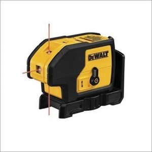 DeWalt 3 Beam Red Laser Pointer