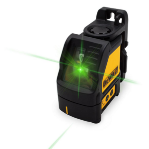 DeWalt Green Cross Line Laser