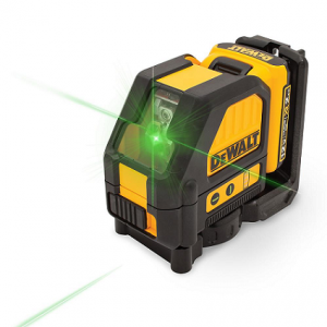 DeWalt 12V Green Cross Line Laser