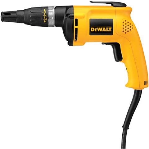 DeWalt 5300 RPM High Speed VSR Drywall Screwgun