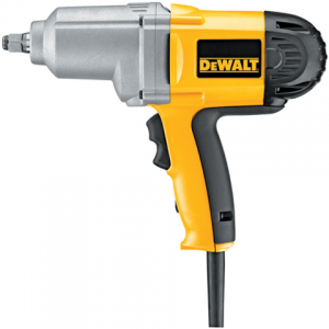 DeWalt 1/2″ Impact Wrench with Hog Ring Anvil