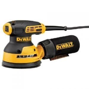 DeWalt 5″ Variable Speed Random Orbit Sander
