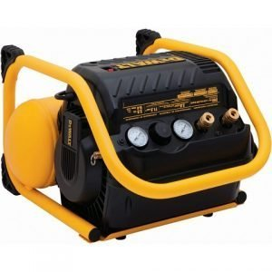DeWalt Heavy Duty 200 PSI Quiet Trim Compressor