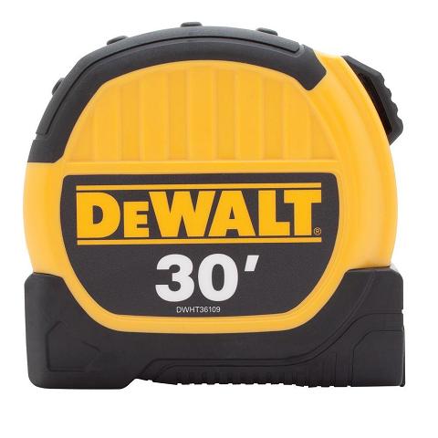 DeWalt 30′ x 1-1/4″ Tape Measure