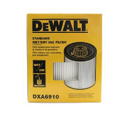 DeWalt Standard Wet/Dry Vacuum Filter