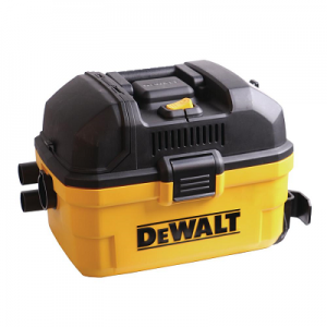DeWalt 4 Gallon 5.0HP Portable Wet/Dry Vacuum