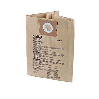 DeWalt 9 Gallon Dust Filter Bags 3PK