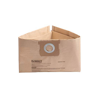 DeWalt 14 Gallon Dust Filter Bags 3PK