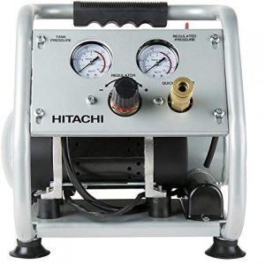 Hitachi Ultra-Quiet Air Compressor