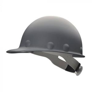 Honeywell Fiber Metal Hard Hat Grey