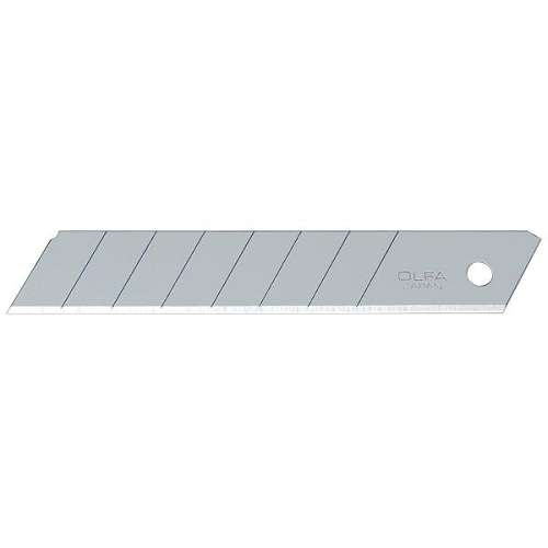 OLFA 18mm Heavy Duty Silver Snap Off Blade 50 Pack