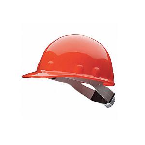 Honeywell Fiber Metal Hard Hat Orange