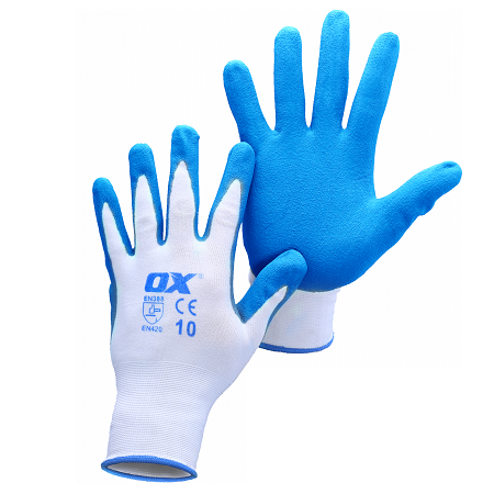 OX X-Large Nitrile Gloves 5 Pack