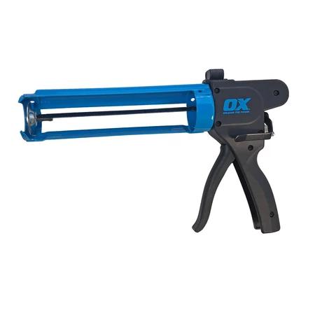 OX Pro 10oz Heavy Duty Caulk Gun