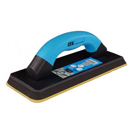 OX Pro 9″x 4″ Gum Rubber Float