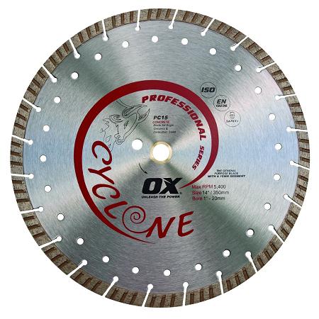 OX Professional 5″ Super Cut Diamond Blade