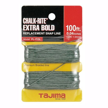 Tajima Chalk Rite Extra Bold Snap Line