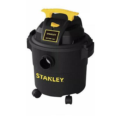Stanley Poly 8 Gallon 4.0 HP Wet/Dry Vacuum