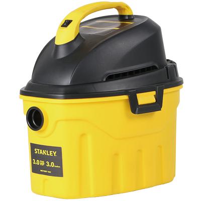 Stanley 3 Gallon 3.0 HP Wet/Dry Vacuum