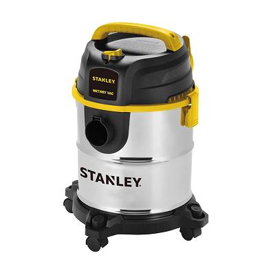 Stanley 5 Gallon 4.0 HP Wet/Dry Vacuum