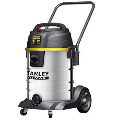 Stanley Fat Max 12 Gallon 6.0 HP Wet/Dry Vacuum