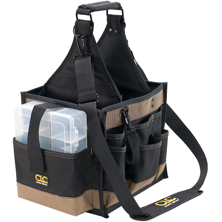 Kuny's 23 Pocket Electrical and Maintenance Carrier
