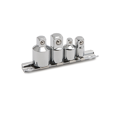 Titan 4 Piece Socket Adapter Set