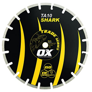 OX 14″ Asphalt Diamond Blade