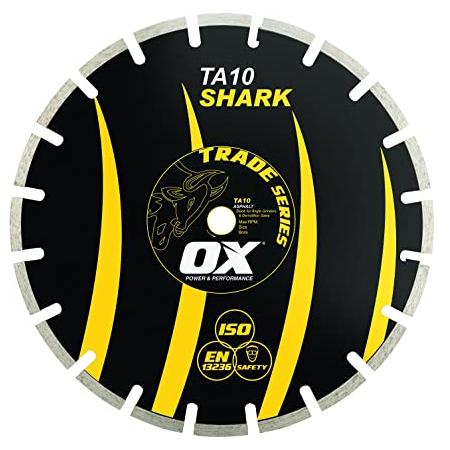 OX 14″ Asphalt Diamond Blade
