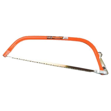 Truper 24″ Steel Bow Saw with Level Tension System