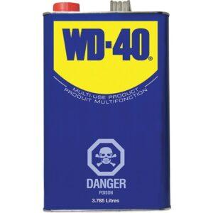 WD40 1 Gallon Liquid Bulk
