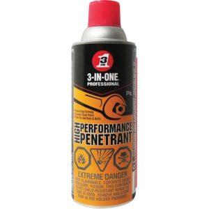 WD40 Spray Penetrant