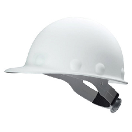 Honeywell Fiber Metal Hard Hat White